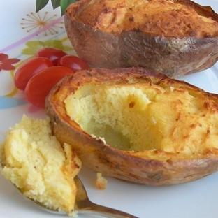 Fırında Patates Suflesi