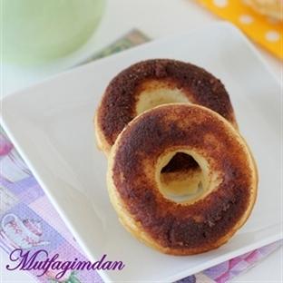 Firinda Tarcinli Donut