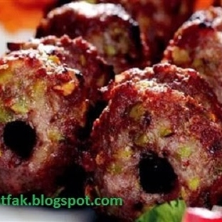 Fıstık Kebabı