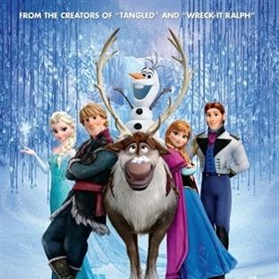 Frozen (Karlar Ülkesi) 2013