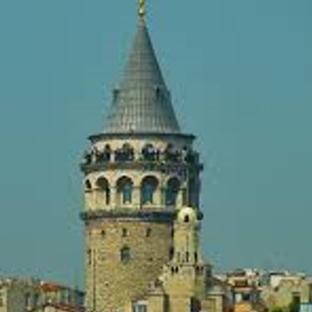 Galata Kulesine Çıktınız mı?