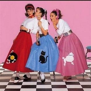 Garip Moda Akımları; Poodle Skirt