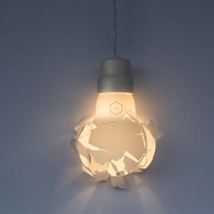 Gässling'den 3D Breaking Bulbs Aydınlatma