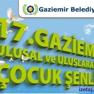 Gaziemir 23 Nisan Şenliği 2014