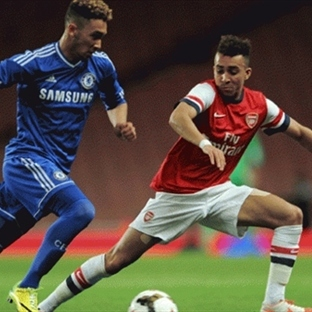 Gençler Elendi: Arsenal 0-1 Chelsea