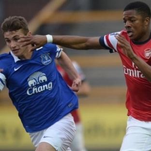 Gençler Sıkıntılı: Everton 2-1 Arsenal
