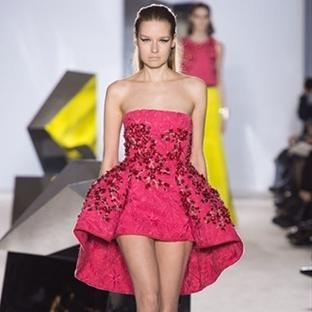 Giambattista Valli 2014 İlkbahar Couture Elbiseler