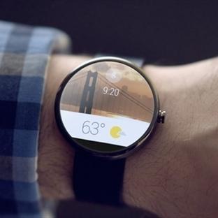 """Giyilebilir Akıllı Saat """"Google Wear"""""""
