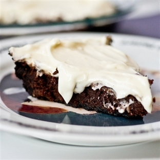 Glutensiz Pirinç Unlu Brownie - Gluten Free