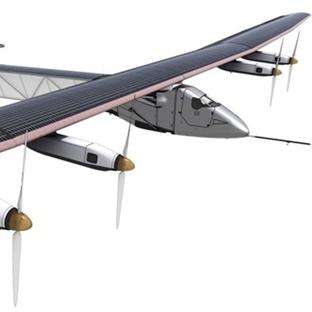 Güneş Enerjisili Uçak Dünya'yı Yakıtsız Turlayacak