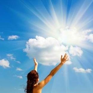 Güneşten D vitamini almak önemlidir