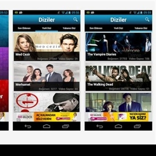 Günün Android Uygulaması: Dizi TV HD