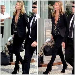Günün Stili:Kate Moss