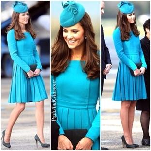 Günün Stili:Kate Middleton