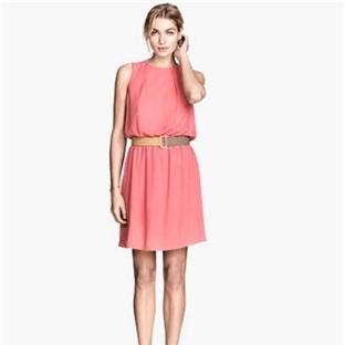 H&M Elbise Modelleri 2014