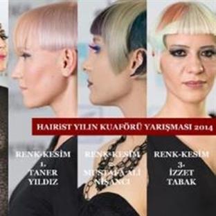 HAIRiST 2014 Yılın Kuaförleri