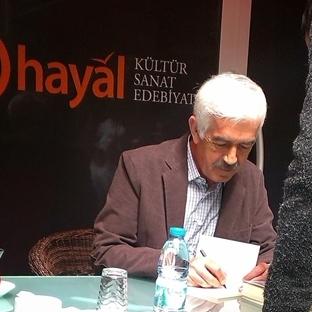 Hasan Ali Toptaş İstanbul'daydı