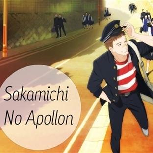 Hayat, Dostluk ve Caz: Sakamichi No Apollon (2012)