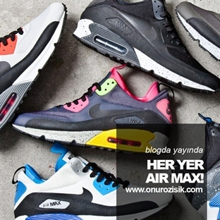 HER YER AIR MAX