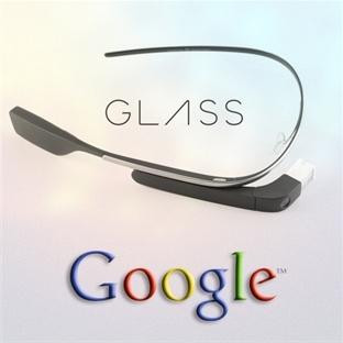 "Hisseden teknoloji ""Google Glass"""