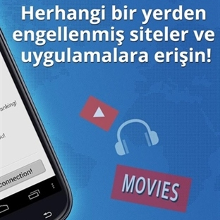 Hotspot Shield VPN for Android Uygulaması
