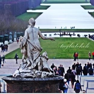 İhtişamın diğer adı; Versailles Sarayı, Paris