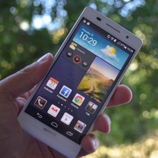 Huawei Ascend P7 Gerçek Görüntüleri