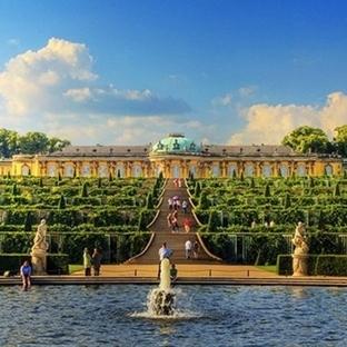Huzurlu Şehir Potsdam ve Umursamazlık Parkı