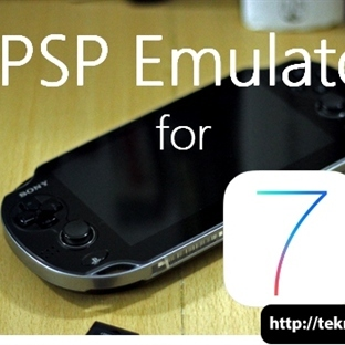 iPhone ve iPad iOS 7′de PSP Emulator Kurulumu (Vid