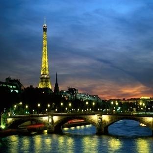 "Işık Şehir "" Paris """