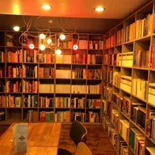 Kadıköy'de Yapılacaklar - Tasarım Bookshop