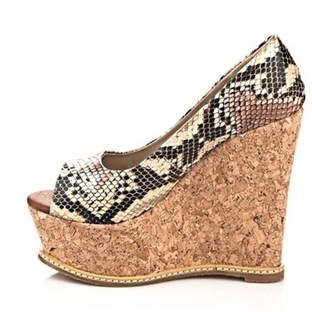 Kahverengi Topuklu Ayakkabı Modelleri