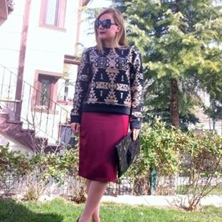Kalem Etek&Sweatshirt Trendy