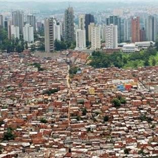 Kaotik bir kent: Mumbai