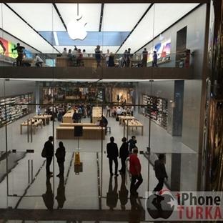 Karşınızda Apple Store İstanbul Türkiye Mağazası