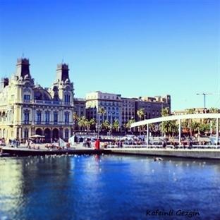 Katalan Kenti | İşte Barcelona