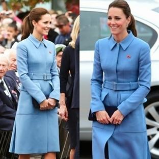 Kate Middleton: Alexander McQueen Utility Coat Dre