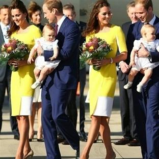 Kate Middleton: Roksanda Ilincic Ryedale Elbise