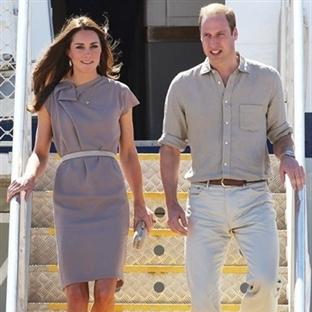 Kate Middleton: Roksanda Ilincic Lovina Elbise