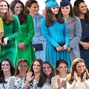 Kate Middleton'ın Şapkalarından İlham Alın!