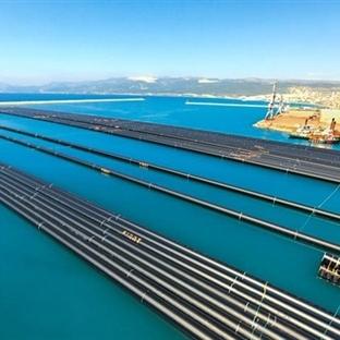 Kıbrıs Su Temin Projesi ve Fırat'ın Başarısı