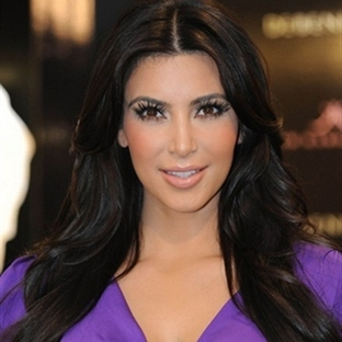 Kim Kardashian Saç Modelleri