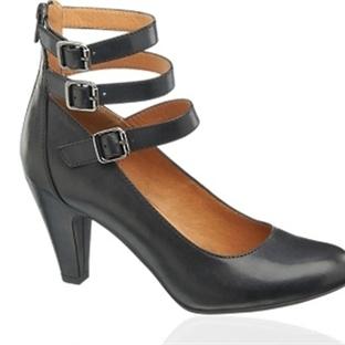 Kısa topuklu ayakkabı modelleri