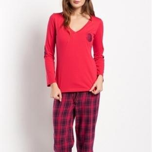 Kışlık Pijama Modelleri 2014