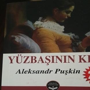 Kitap Yorumu: Yüzbaşının Kızı - Aleksandr Puşkin