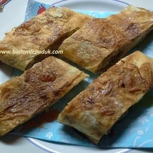 kolay hazırlanan sarıyer böreği