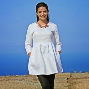 Kombin Önerileri 152 : White Dress
