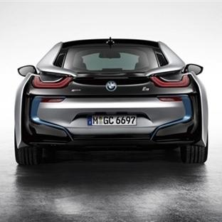 Konseptten gerçeğe: BMW i8