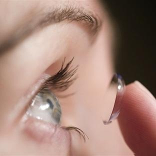 Kontrolsüz Kullanılan Kontakt Lensler Göze Zarar V