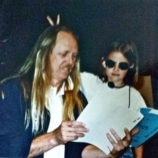 Kristen Stewart ve Babası